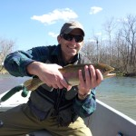 Watauga Rainbow East TN Fly Fishing 4-2-2013