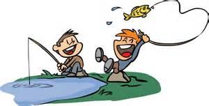 Kids fishing derby