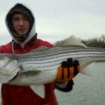 Cory Counts' Striper Boone back in the Spring 2012