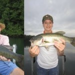 12 Aug 2014 – Tim's Ford Fishing Report