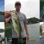 13-17 July 2014 – Tim's Ford Fishing Report