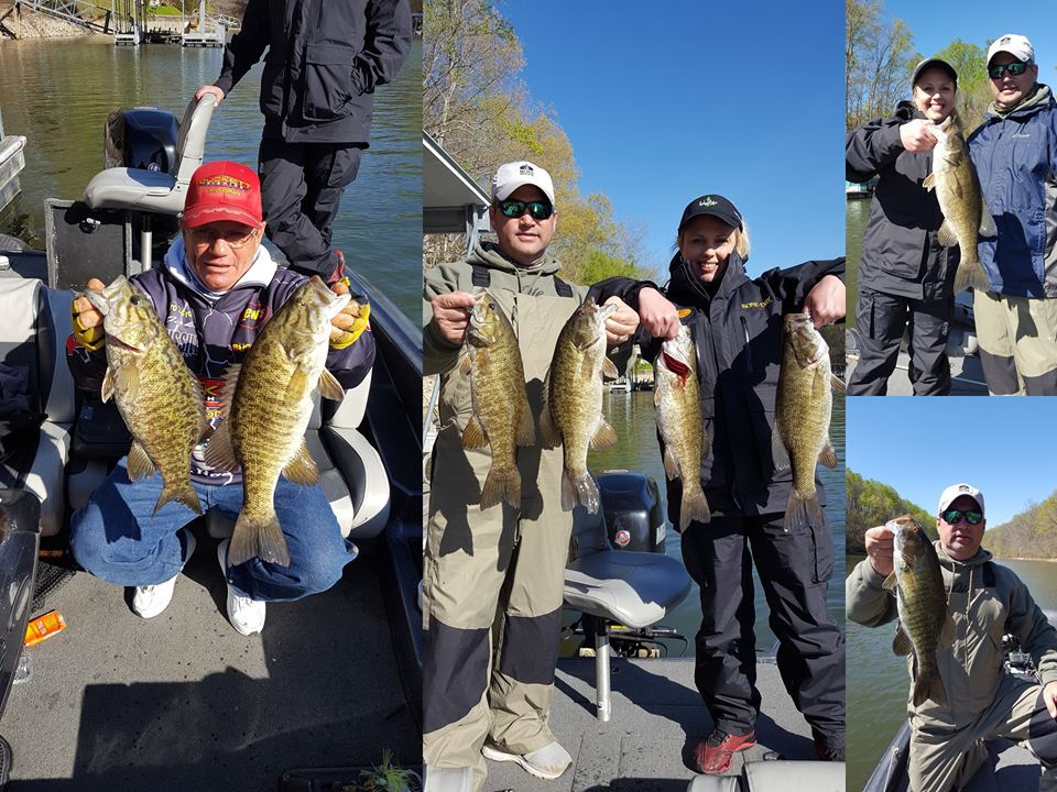 Tim s ford fishing report 10 apr 2016 for Tims ford lake fishing report