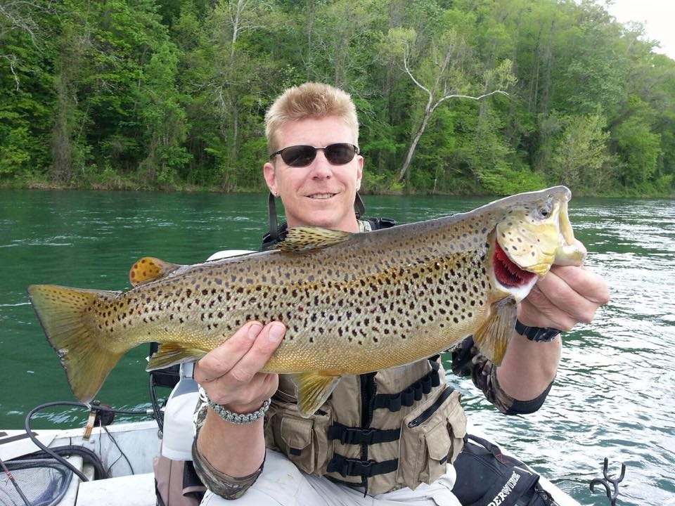 Lake for Tennessee fishing report