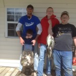 Eldridge Family from Bulls Gap limited out on 4-5-2014 Indian Creek
