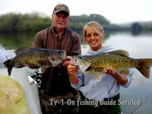 Ty-1-On Fishing Guide Service 18 April 2013