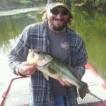 Charlie Geisler Boone Lake 26 Sept 2013 #1