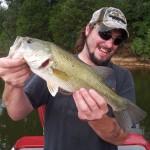 Charlie Geisler Boone Lake 9-12-2012 #1