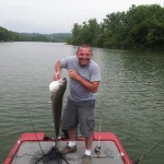 David Tipton from Watauga River #1