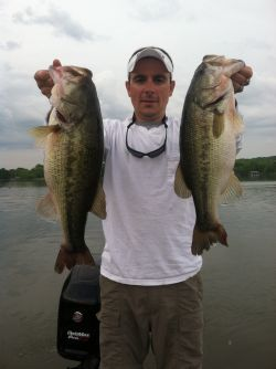 If you catch it report it for Old hickory lake fishing
