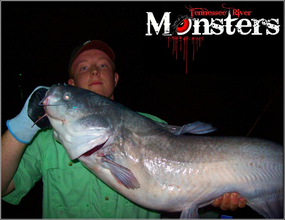 If you catch it report it for Watts bar fishing report