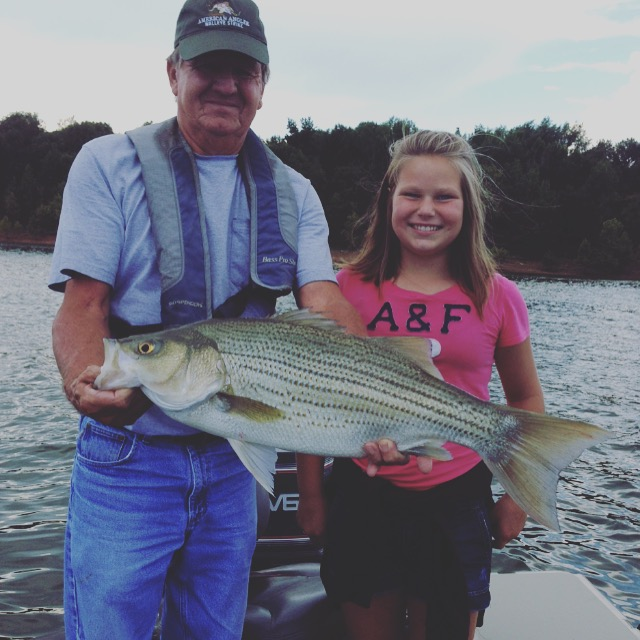 The logsdon family and friends 2 for Ky fishing report