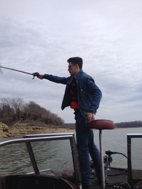 Barren river lake march 2 for Ky fishing report