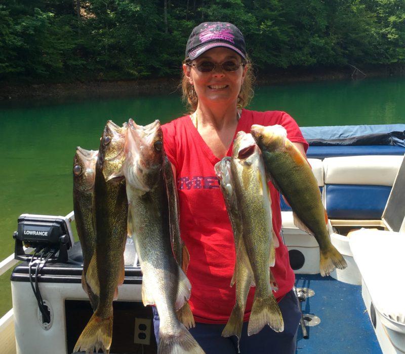 Fontana 27 may 2 for Fontana lake fishing
