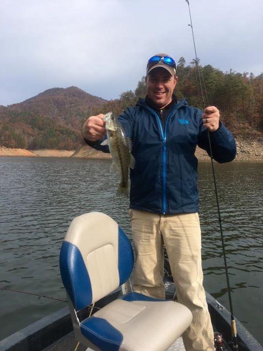 Fontana nov 2016 2 for Fontana lake fishing